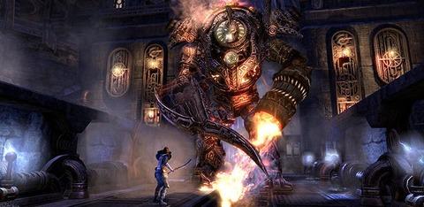 The Elder Scrolls Online - Présentation de la nouvelle Épreuve «Les Salles de la Fabrication»