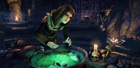 The Elder Scrolls Online - Le Festival des Sorcières est enfin de retour