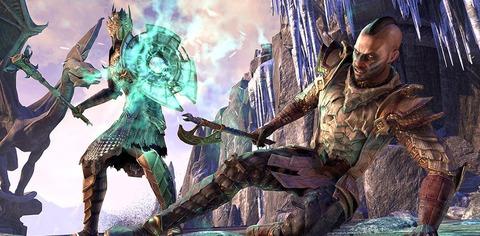 The Elder Scrolls Online - Aperçu du Pic de la Mandécailles