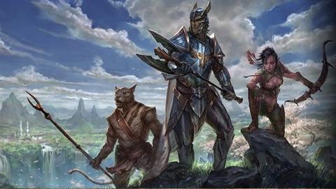 The Elder Scrolls Online - La faction Aldmeri : zone de départ, contrées jouables...