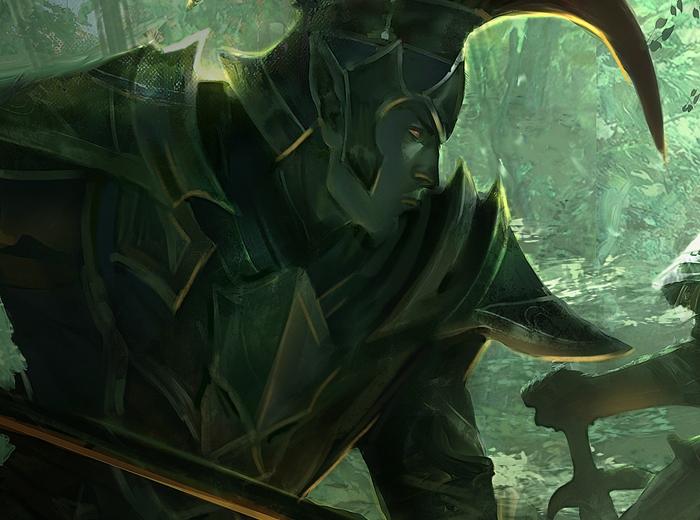 The Elder Scrolls Online Elfes Noirs The Elder Scrolls Online