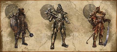 Choisir son style d'armure sur Elder Scrolls Online