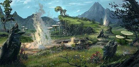 The Elder Scrolls Online - Morrowind : La flore et la faune de Vvardenfell