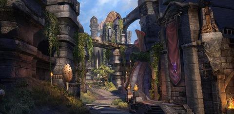 The Elder Scrolls Online - Morrowind : présentation du Champ de bataille Ald Carac et aperçu de Vivec et Seyda Neen
