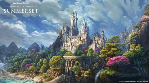 The Elder Scrolls Online - On a testé pour vous... Summerset