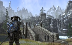 The Elder Scrolls Online s'illustre
