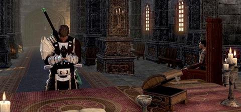Nouvel archétype : le gardien aedrique