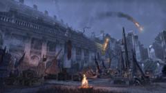 Rapport de l'Éclaireur VI : Quartier des Jardins Elfiques