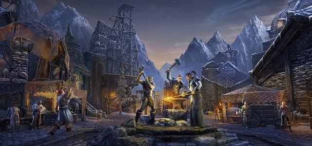 Orsinium est disponible sur PC en attendant les 17 et 18 novembre pour XboxOne et PS4