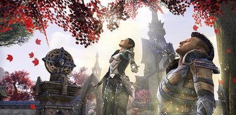 The Elder Scrolls Online - Une histoire d'amour pour le Jour du cœur