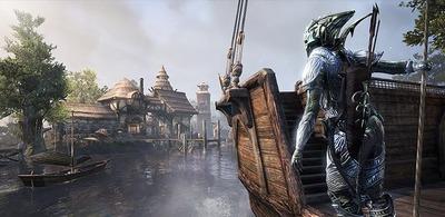 Un accès anticipé pour Morrowind
