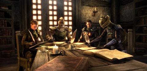 The Elder Scrolls Online - Des histoires pour 10 millions de joueurs