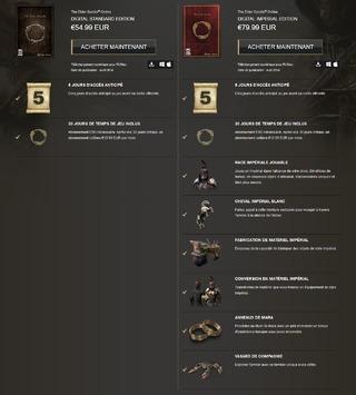 Promo JOL : -14% sur The Elder Scrolls Online