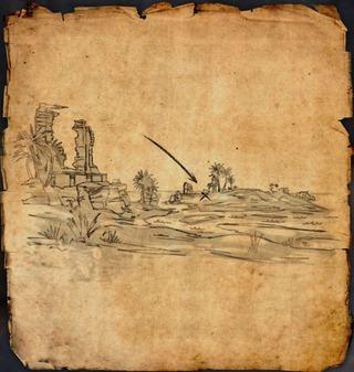 Carte aux trésors de l'Alliance de Daguefilante