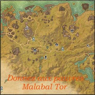 donnez aux pauvre - malabal tor