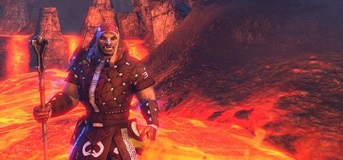 Nouvel archétype : le gardien infernal