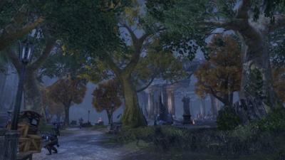 Rapport de l'Éclaireur III : Quartier de l'Arboretum