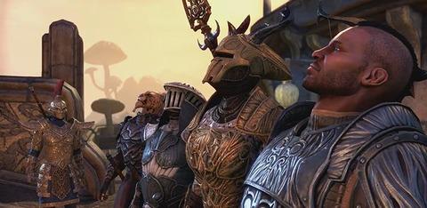 Trailer de gameplay de The Elder Scrolls Online : Morrowind