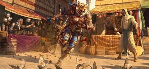 The Elder Scrolls Online - Anniversaire de Thieves Guild : événement en jeu et promotions sur le DLC