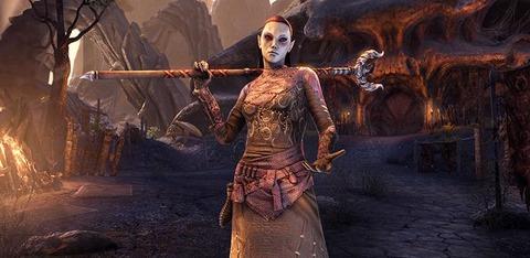 The Elder Scrolls Online - Morrowind : présentation de personnages