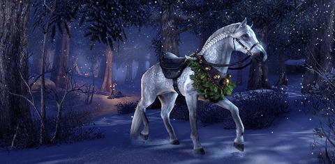 The Elder Scrolls Online - Mise à jour de Décembre 2017 de la boutique à couronnes