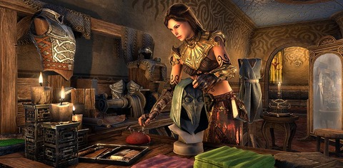 The Elder Scrolls Online - Un concours de déguisements daedriques est lancé