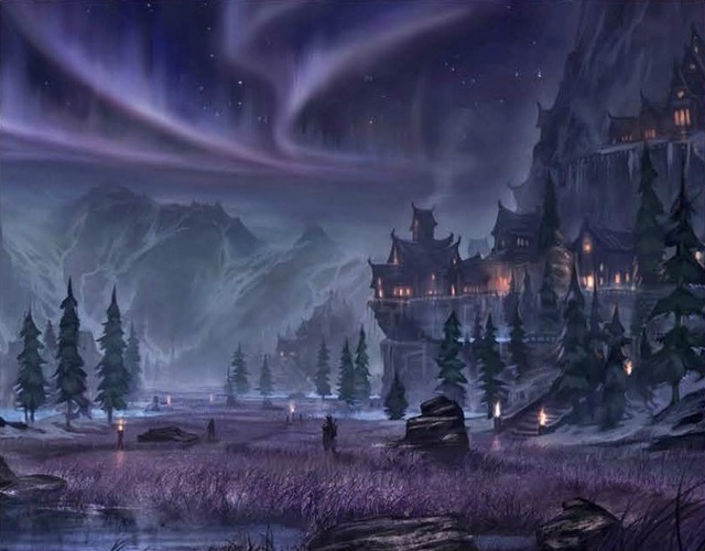Concept Art d'Elder Scrolls Online