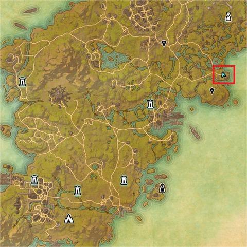 Emplacement trésor EC Glénumbrie