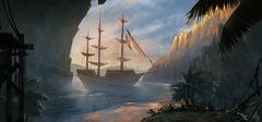 L'heure du voyage transatlantique des serveurs de The Elder Scrolls Online