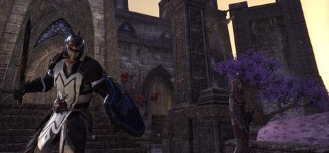 The Elder Scrolls Online - Nouvel archétype : Le fléau chevalier-dragon