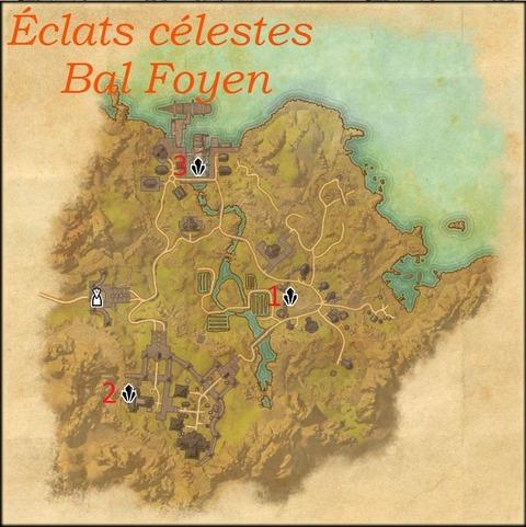 Éclats Célestes : Bal Foyen