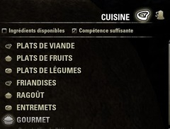 système cuisine
