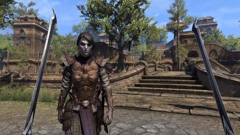 The Elder Scrolls Online - Présentation de TESO : Morrowind, à Londres