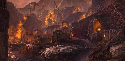 The Elder Scrolls Online - Présentation du Champ de bataille Carrière de Foyada et aperçu des Terres de Cendres