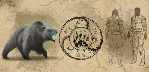 The Elder Scrolls Online - Apprenez-en plus sur le lore des Gardiens