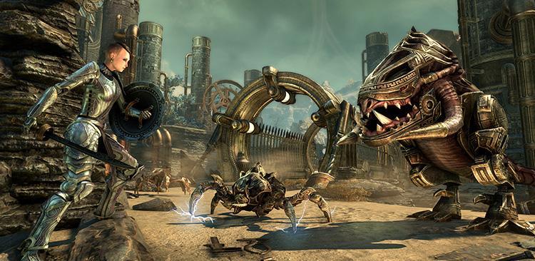 Présentation du DLC Clockwork City et de la mise à jour 16