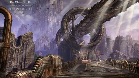 The Elder Scrolls Online - Nous avons visité la Cité mécanique avec les développeurs