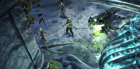 The Elder Scrolls Online - Aperçu du Repaire du croc