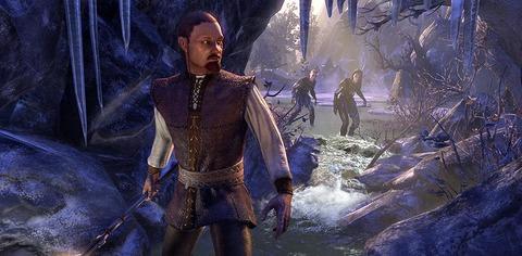 The Elder Scrolls Online - Présentation de Jorvuld Davaux