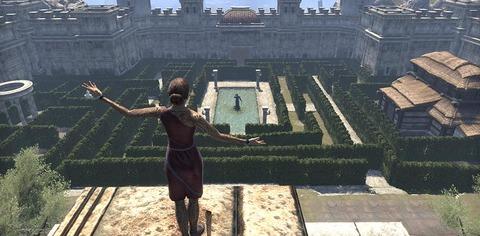 The Elder Scrolls Online - La salle des fêtes de l'équipe d'assistance