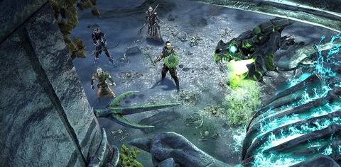 The Elder Scrolls Online - Nous avons parcouru Dragon Bones avec les développeurs