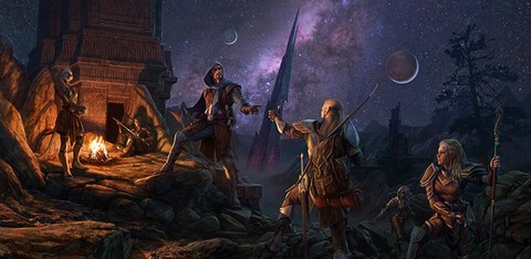 The Elder Scrolls Online - One Tamriel est disponible sur PC et Mac