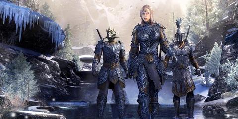The Elder Scrolls Online - Elder Scrolls Online en essai gratuit sur PC/Mac et PS4 jusqu'au 20 novembre