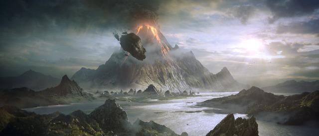 The Elder Scrolls Online : Morrowind annoncé