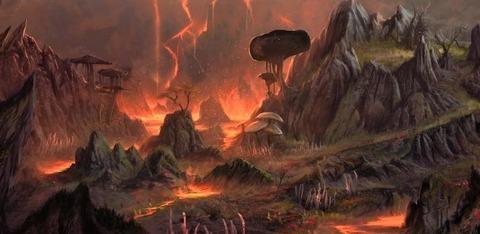 The Elder Scrolls Online - Morrowind – La foi à l'ombre du Mont Écarlate