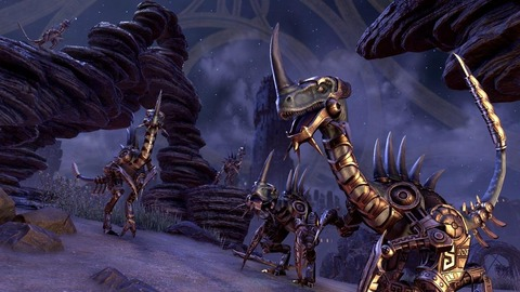 The Elder Scrolls Online - On a testé pour vous... Clockwork City