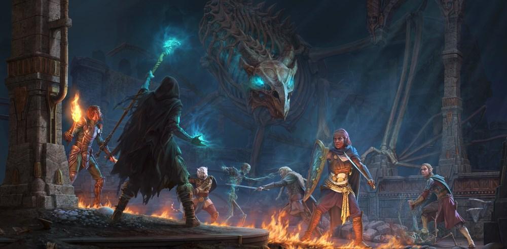Dragon Bones est disponible sur PC et Mac