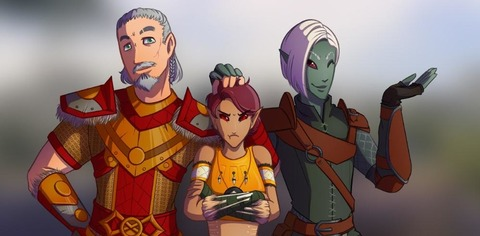 The Elder Scrolls Online - Présentation des toons d'Anibunny