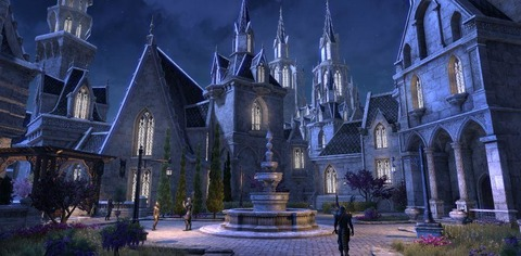 The Elder Scrolls Online - Les organisations du Couchant