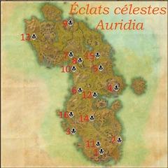 Éclats Célestes : Auridia